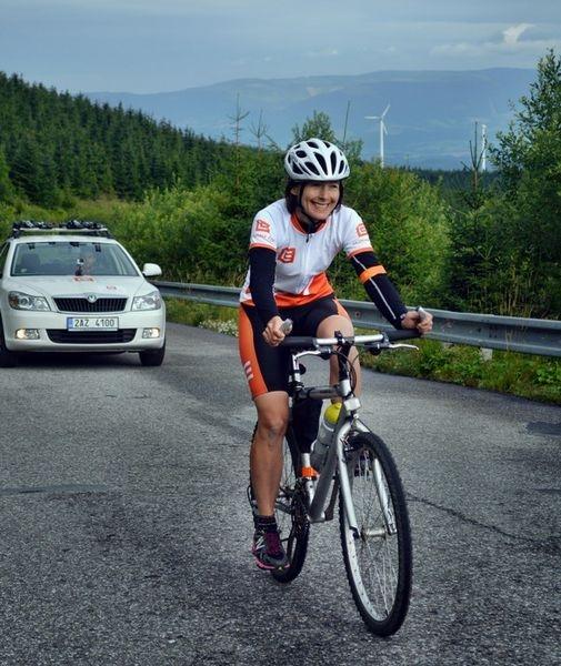 Handy cyklo maraton zdroj foto: V. Sobol