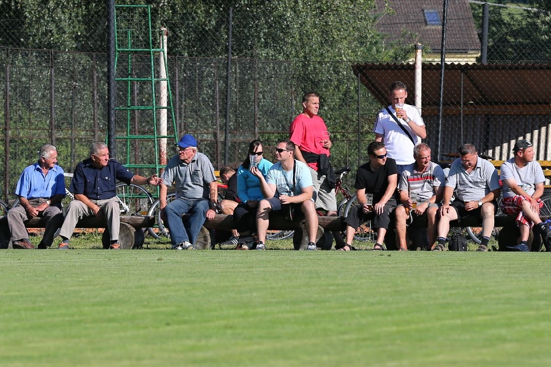 TJ Jiskra Rapotín vs Salith Šumperk foto: sumpersko.net