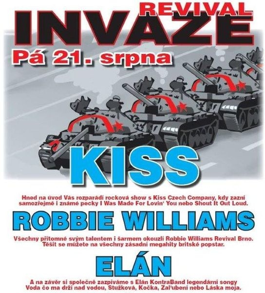 Revival Invaze - program zdroj:d.k.