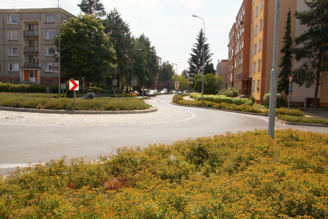 Šumperk - lokalita u ulice Šumavská foto:sumpersko.net