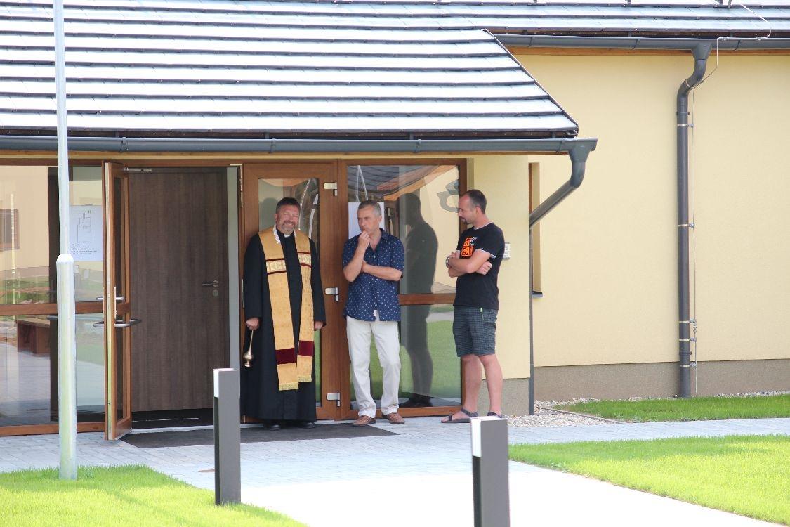 první prohlídka Senzionem foto: sumpersko.net