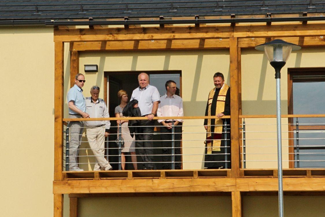Investoři představují Senzion foto: sumpersko.net