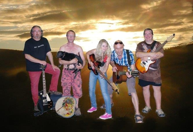 bluesrockova kapela Wilsne