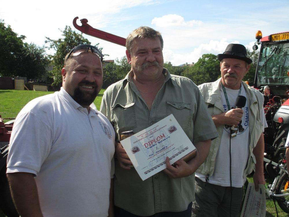 Spciální cena Pivní manažer zdroj foto: L. Holubová