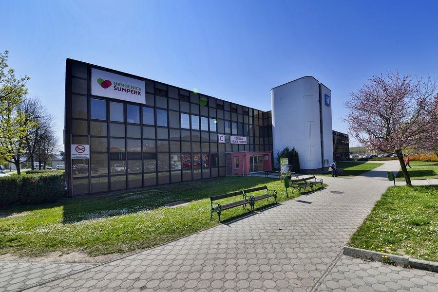 centrální příjem zdroj foto: Nemocnice Šumperk