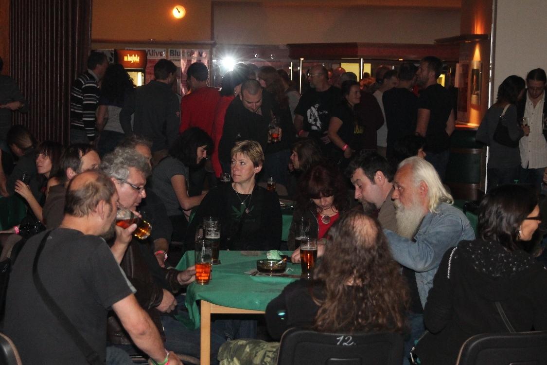 spokojení diváci - Blues Alive foto: archiv sumpersko.net