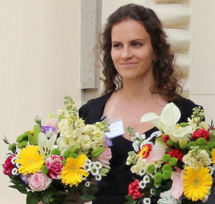 Mgr. Olga Hajduková - tisková mluvčí foto: archiv sumpersko.net