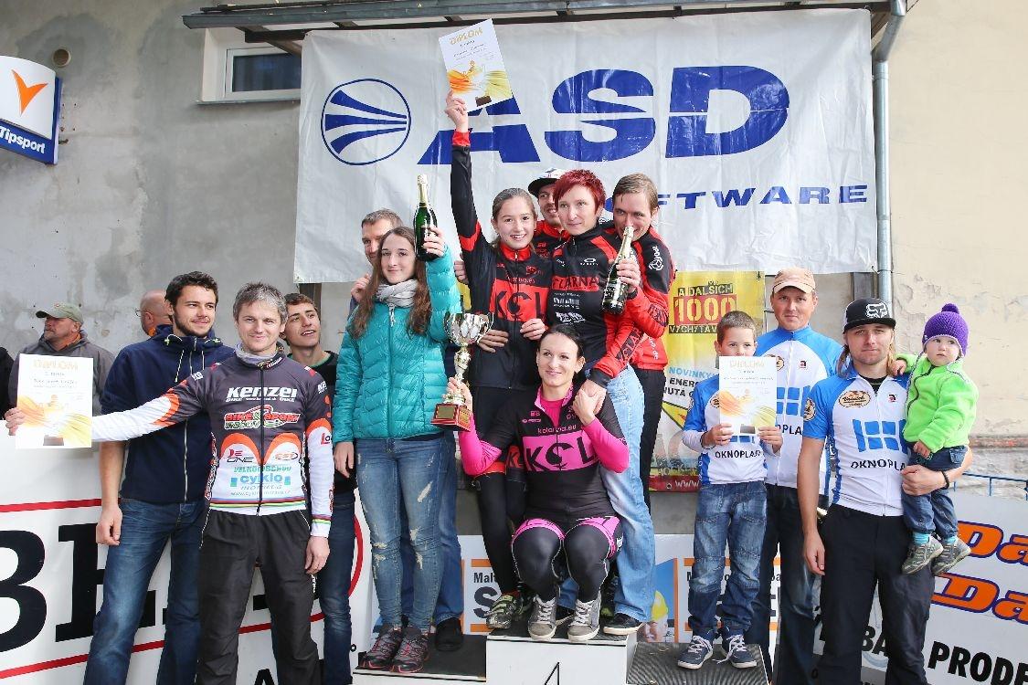 Šumperský horský pohár MTB 2015 foto: sumpersko.net