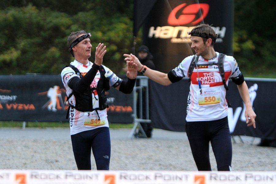 běžecké dvojice Zdeněk Kříž a Michal Štantejský foto: Patrik Pátek