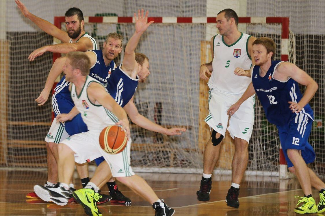 Šumperk vs Žďár nad Sázavou foto: sumpersko.net