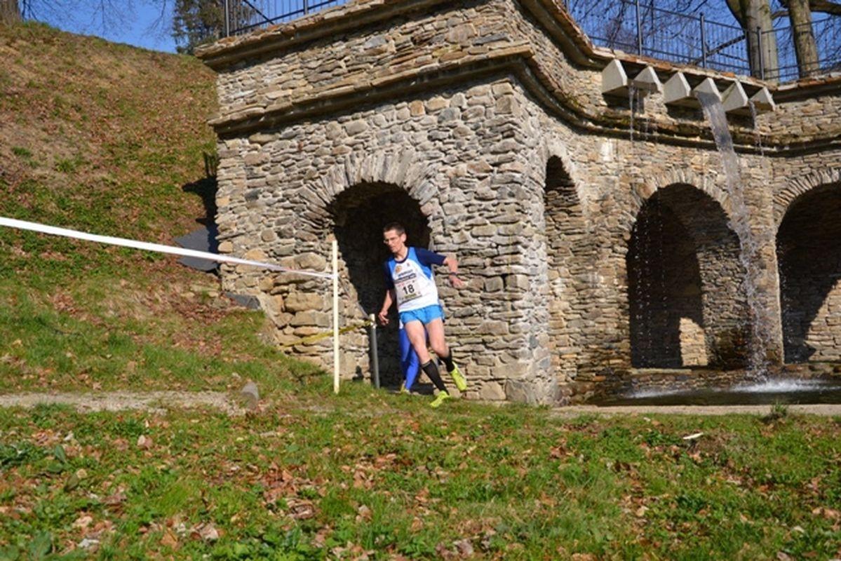 V Loučné se uskutečnil i populární Parkový běh