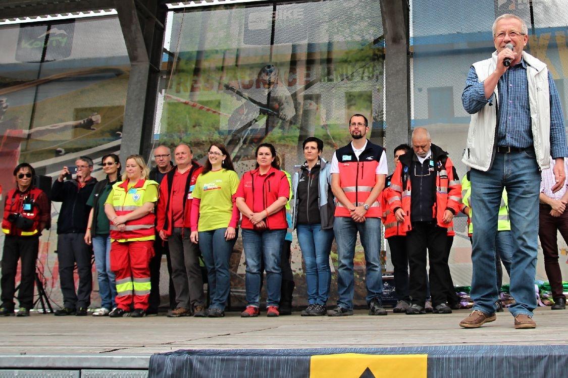 Rallye Rejvíz - slavnostní vyhlášení výsledků foto: sumpersko.net