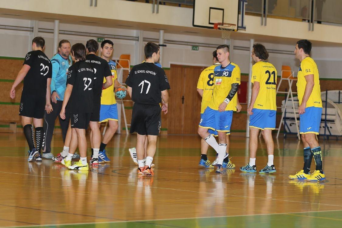TJ Šumperk vs Sokol Krmelín foto: sumpersko.net