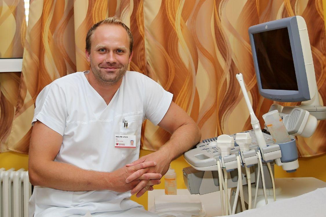 Nemocnice Šumperk - Oddělení urologie foto: sumpersko.net