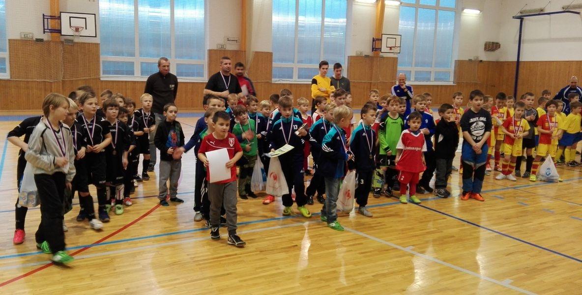 turnaj mladších přípravek v Šumperku zdroj foto: oddíl