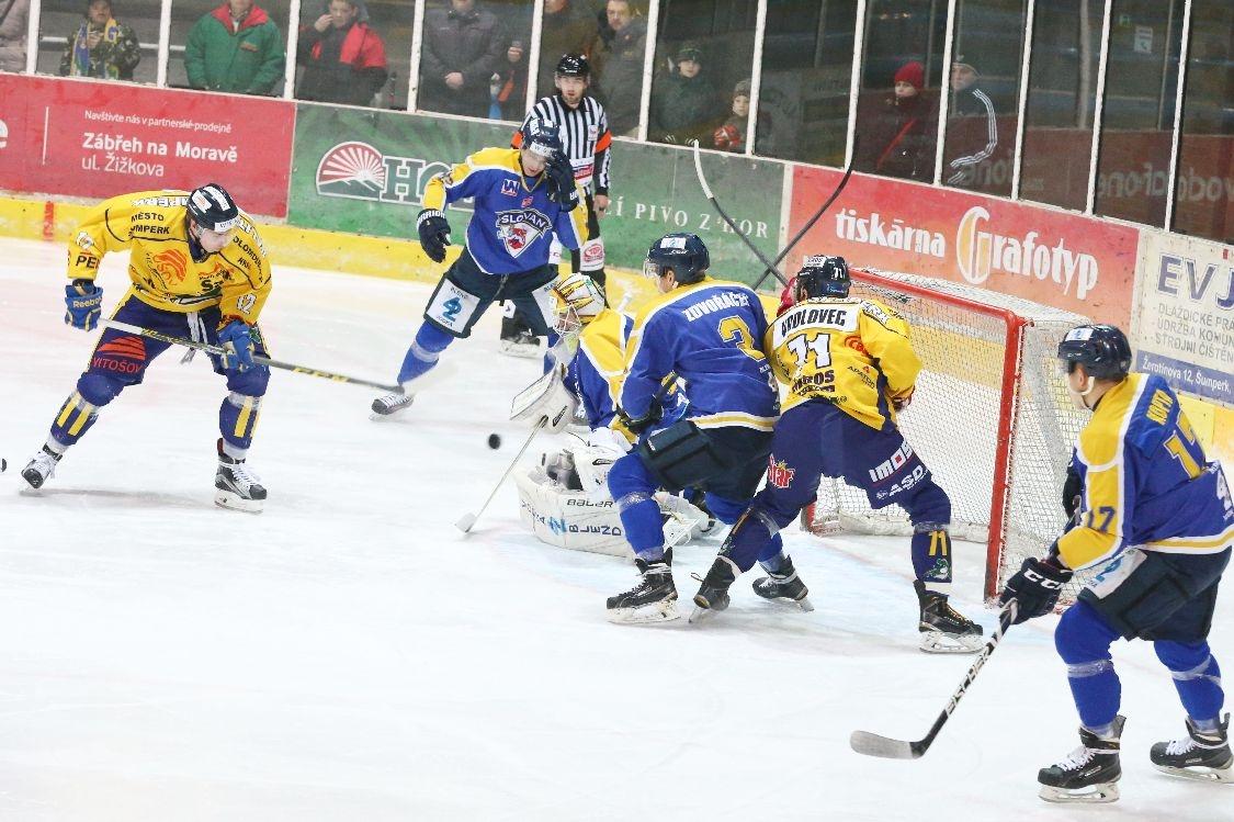 Šumperk vs Ústí nad Labem foto: sumpersko.net