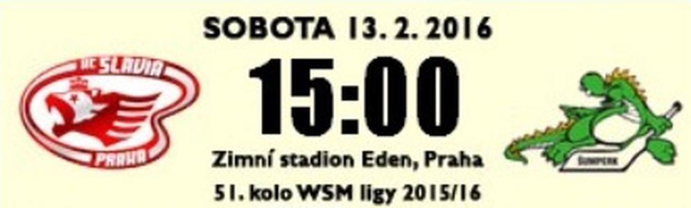 HC Slavia Praha vs Salith Šumperk