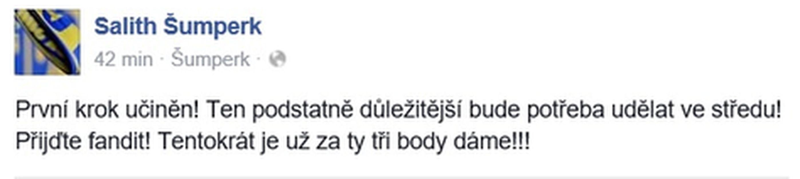 pozvánka Draků na středu 24. února zdroj:_ FB
