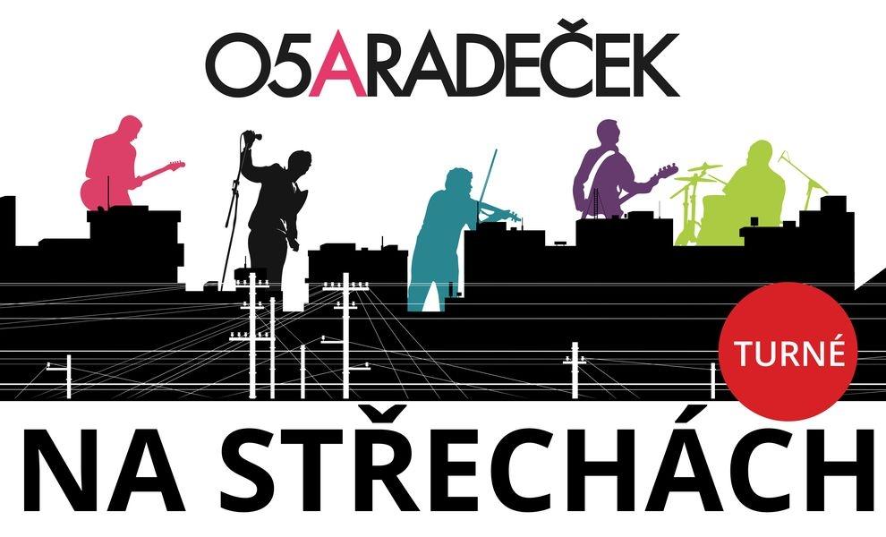logo Turne na střechách zdroj: O5 a Radeček