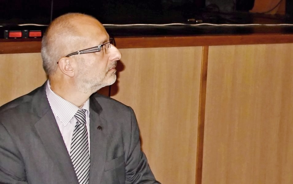 PhDr. Petr Holub - tajemník městského úřadu v Šumperku zdroj: archiv: sumpersko.net