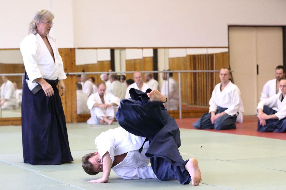 Aikido v Šumperku zdroj foto: sumpersko.net