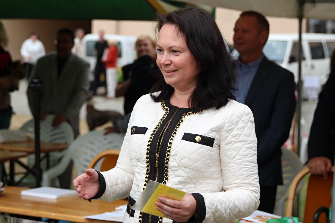 patronka soutěže Karla Mornstein-Zierotin zdroj foto: archiv sumpersko.net