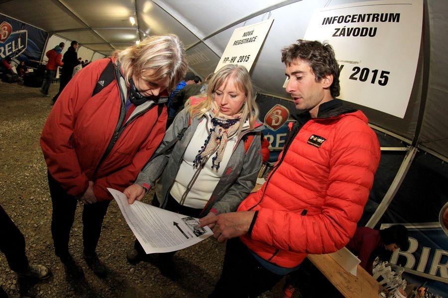 ředitel závodu Rock Point - Horská výzva Pavel Zitta foto: PatRESS.cz