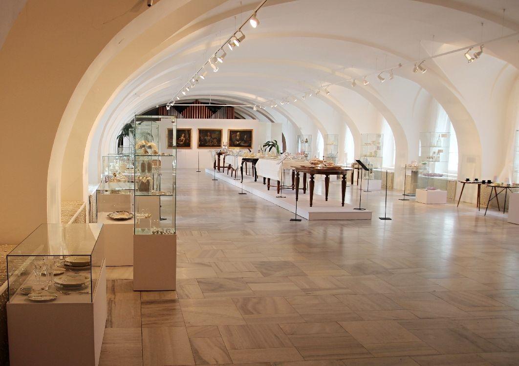 VM Šumperk - výstava Stolečku, prostři se! foto: sumpersko.net