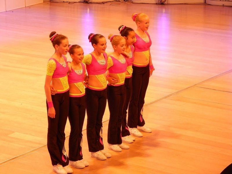 Šumperská děvčata bodují na soutěžích zdroj foto: Denisa Vénosová