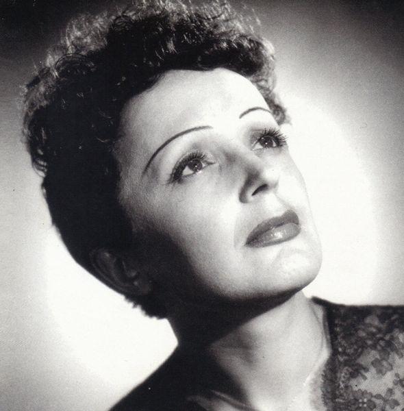 Edith Piaf zdroj: DK