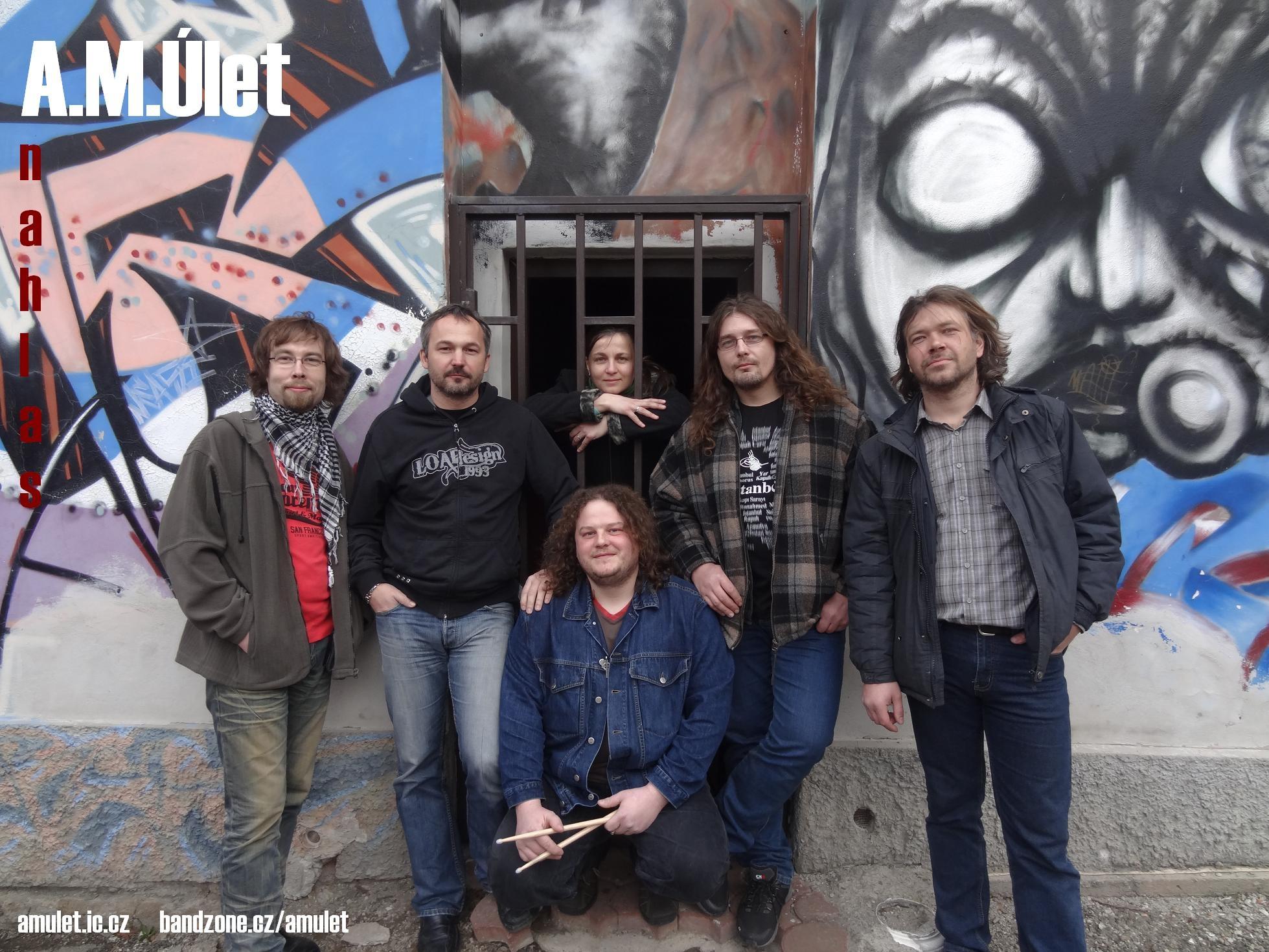 folkrocková skupina A.M.ÚLET
