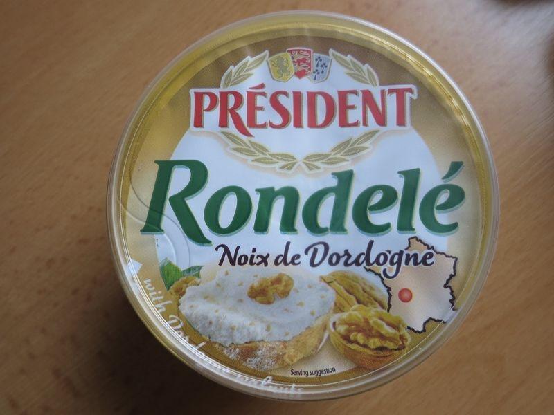 PRÉSIDENT Rondelé Noix de Dordogné zdroj foto: SZPI