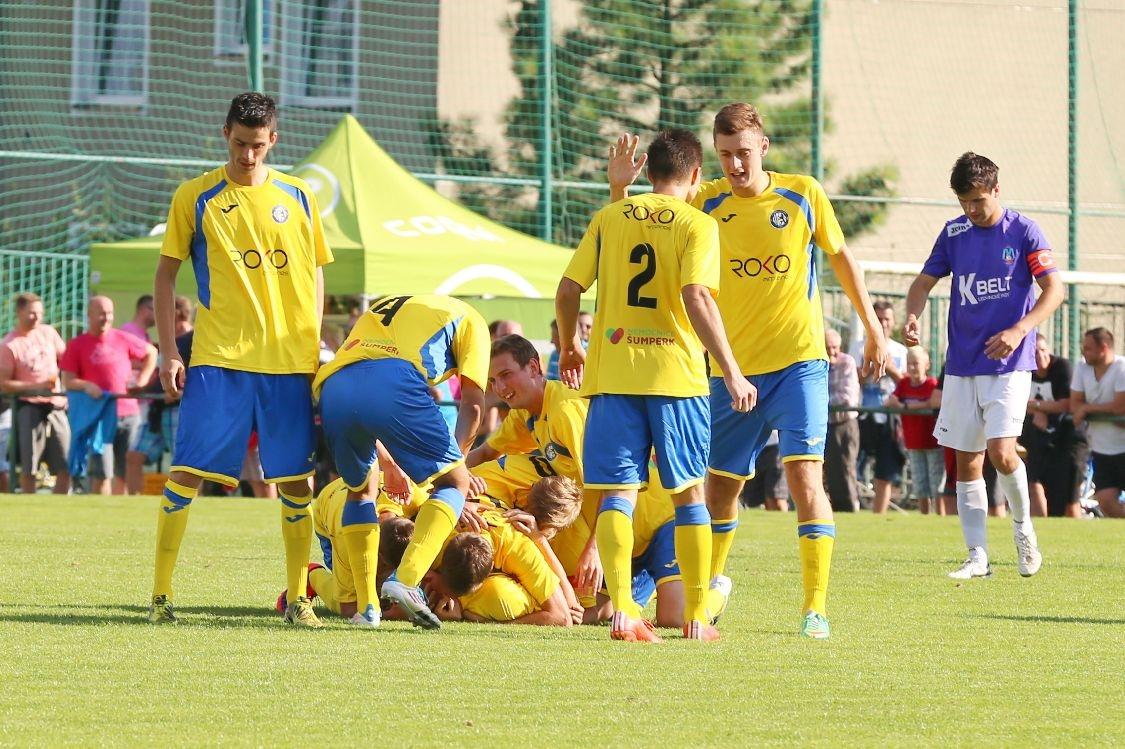 TJ Sokol Lázně Velké Losiny vs TJ Jiskra Rapotín - po 0:1 foto: sumpersko.net