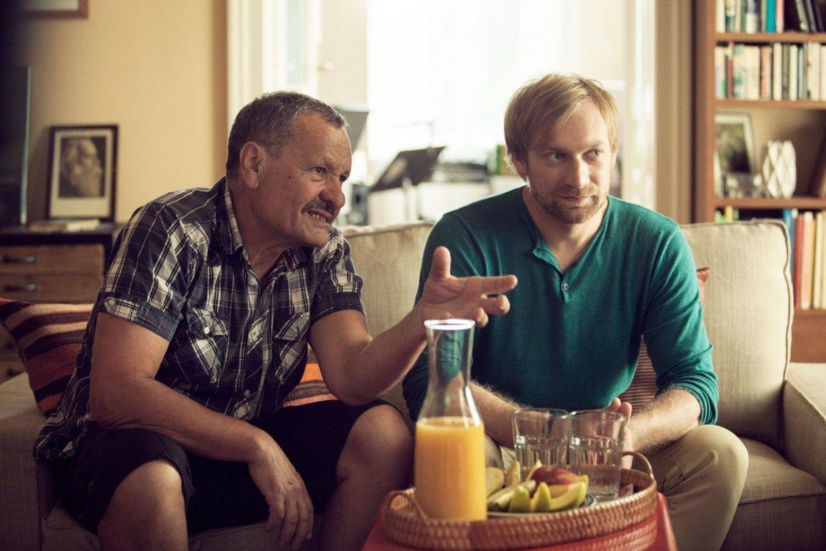 Režisér Krobot točí v Olomouci svůj druhý film zdroj foto: Olk.