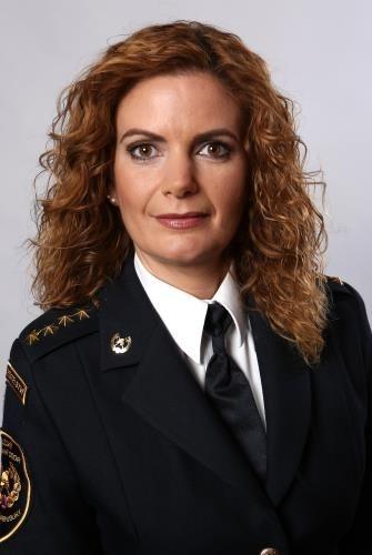 kpt. Mgr. Nicole Zaoralová