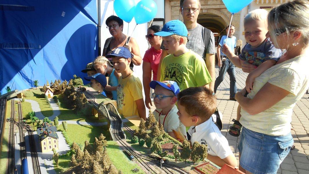 Den řemesel v Šumperku zdroj foto: V. Krejčí