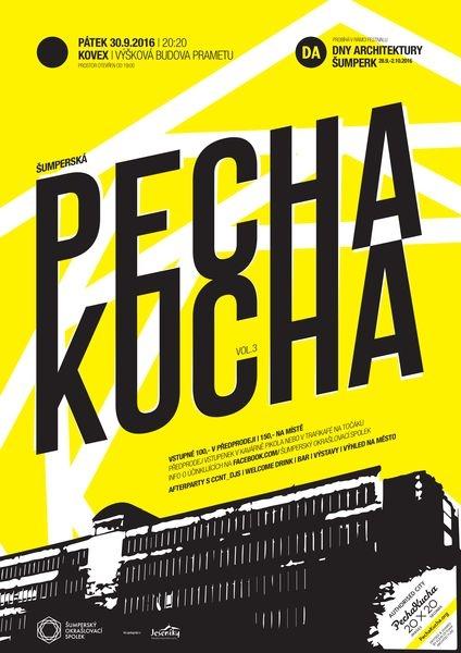 PechaKucha pozvánka
