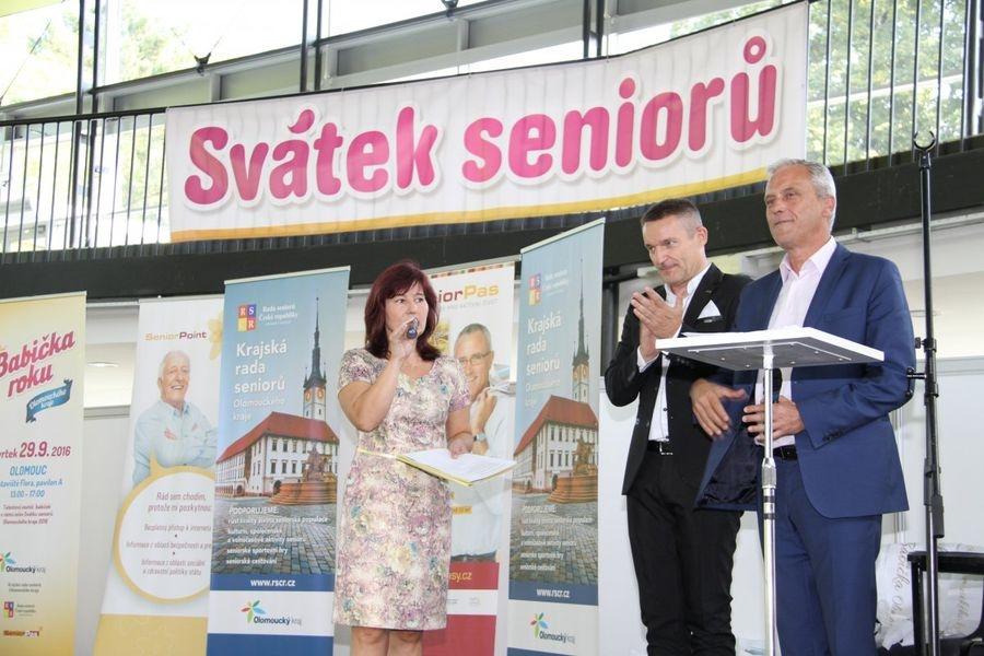 Olomoucký kraj má svoji Babičku zdroj foto: Olk