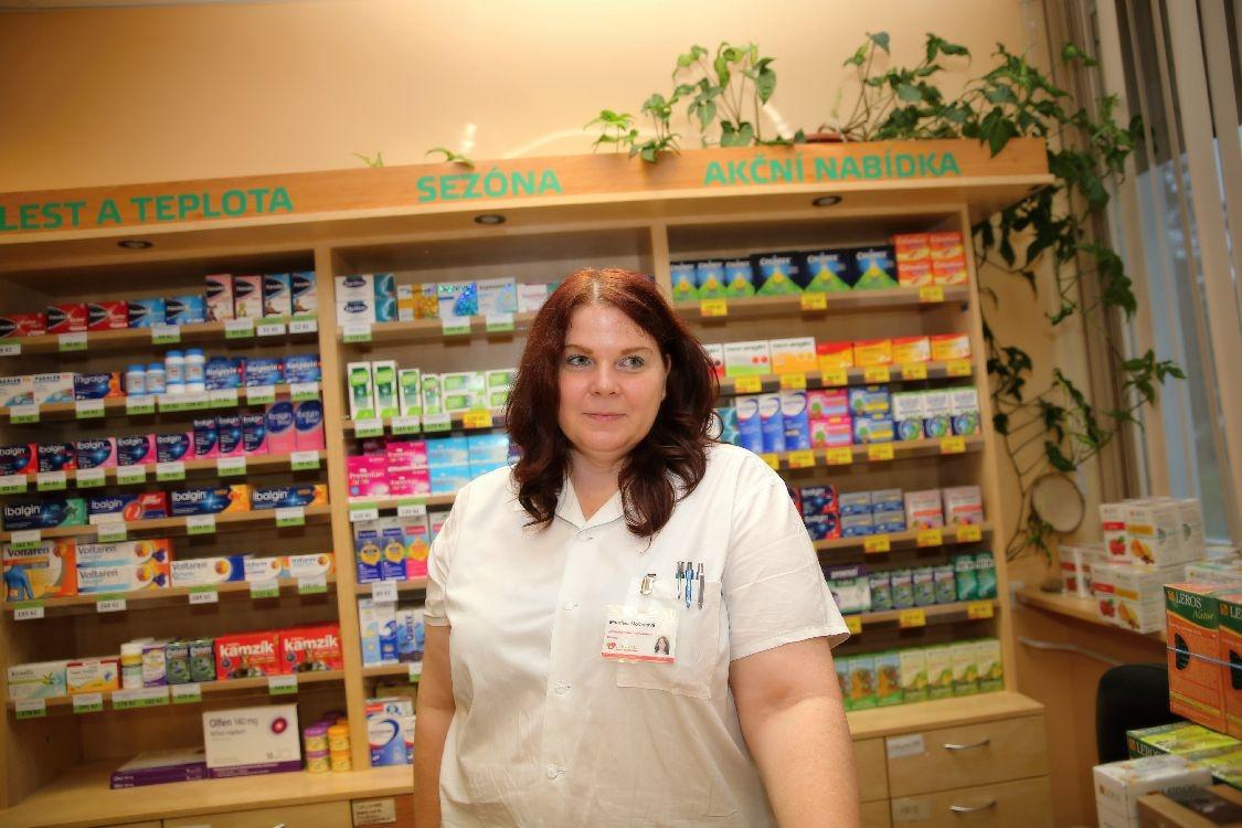 Lékárna Nemocnice Šumperk zdroj foto: sumpersko.net