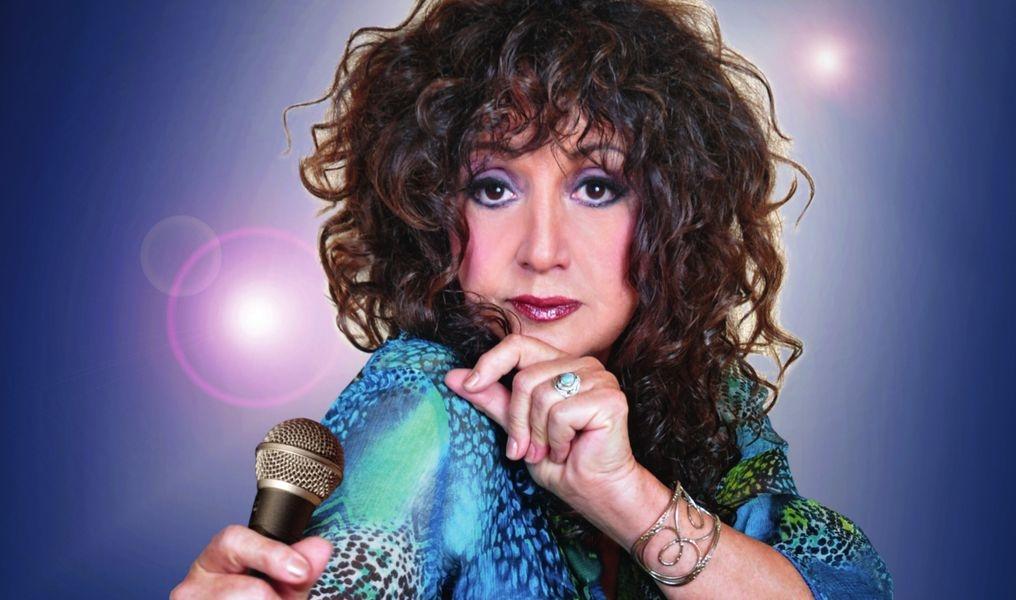 americká blues-folková zpěvačka Maria Muldaur zdroj foto: DK
