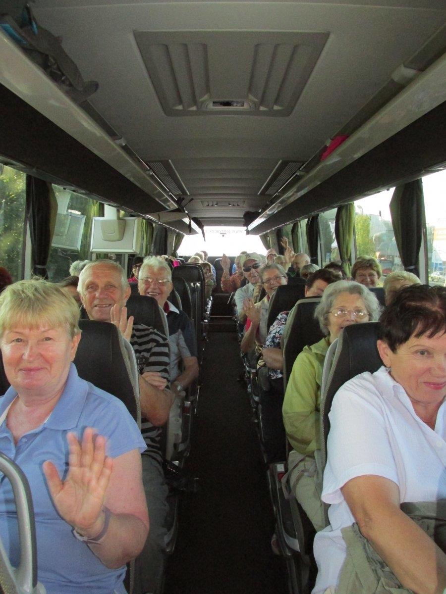 Seniorské cestování 2016 zdroj foto: Olk.