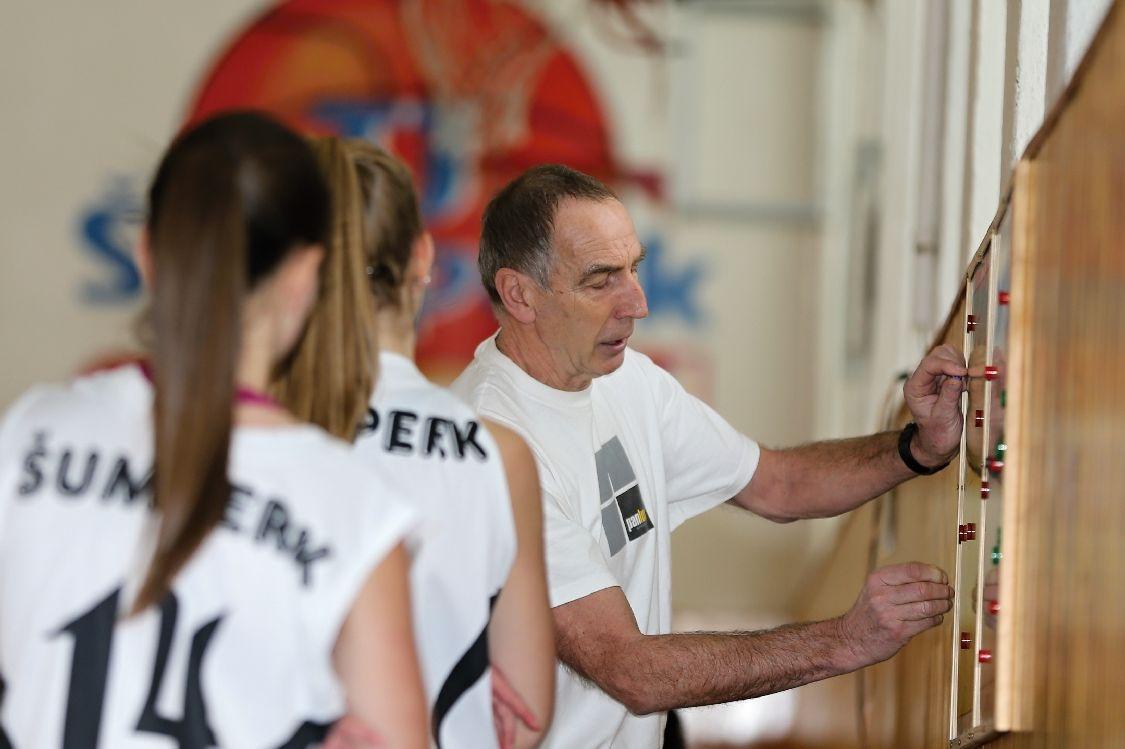 trenér Josef Sitař foto: archiv sumpersko.net