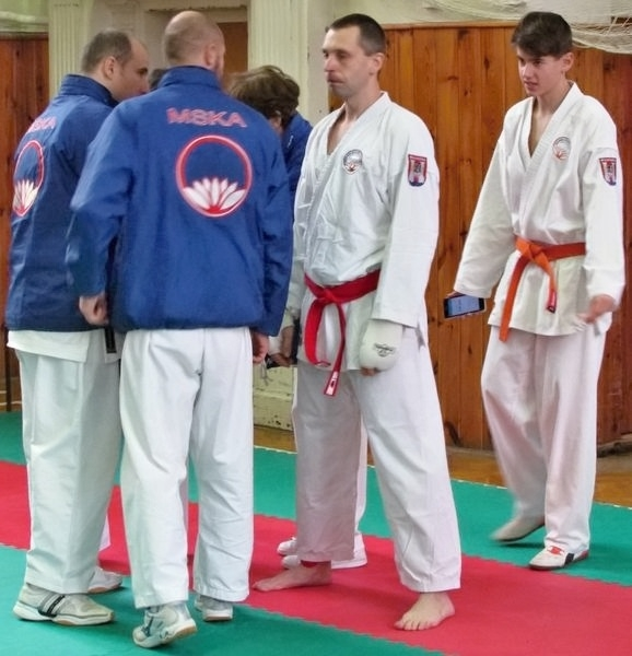 oddíl MSK T. J. Sokol Šumperk zdroj foto: O. Milde