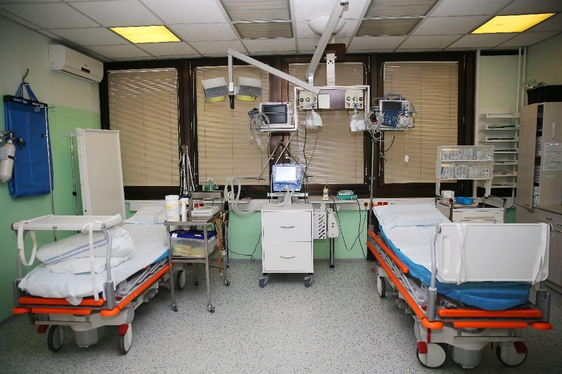 Oddělení centrálního příjmu nemocnice v Šumperk; foto: šumpersko.net