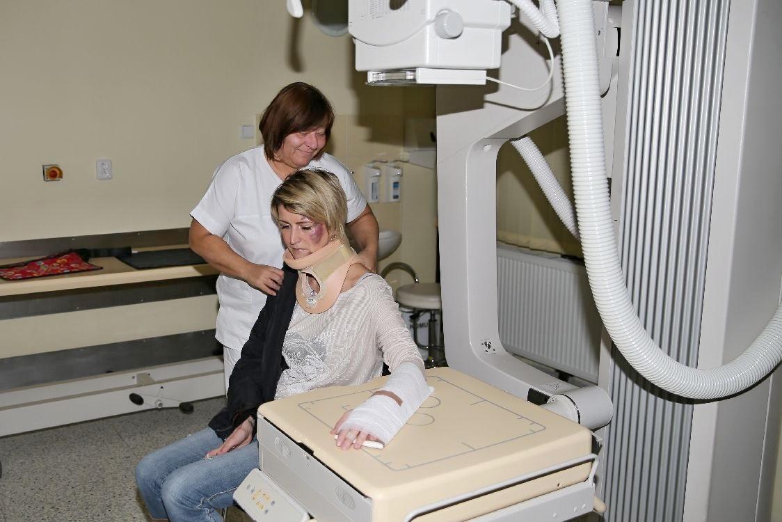 rentgen figurantky; foto: šumpersko.net