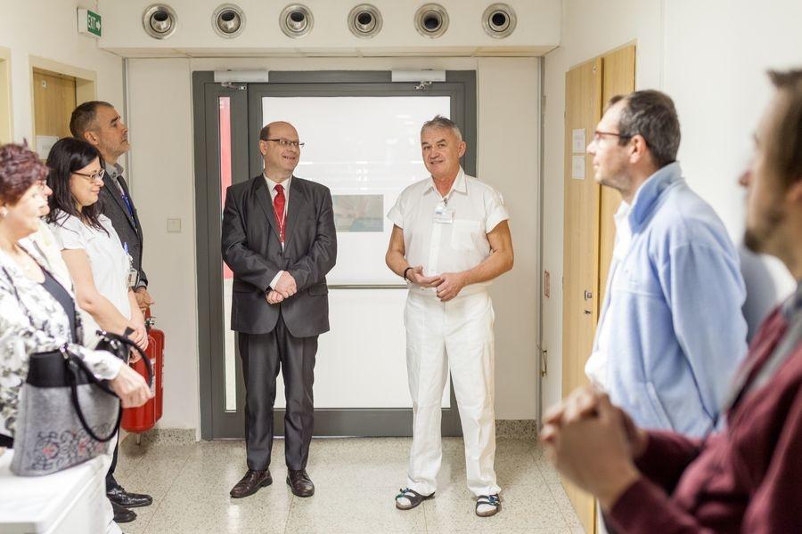 FN Olomouc slavnostně otevřela nově rozšířenou lůžkovou část Oddělení rehabilitace zdroj foto: FNOL