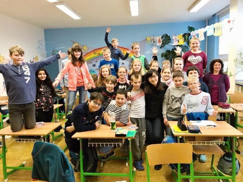 Pětka se zapojila do mezinárodního Projektu Edison zdroj foto: škola