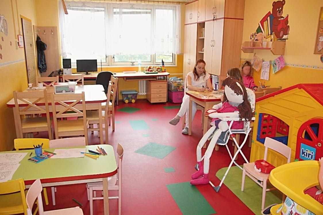 NŠ - dětské oddělení foto: archiv šumpersko.net