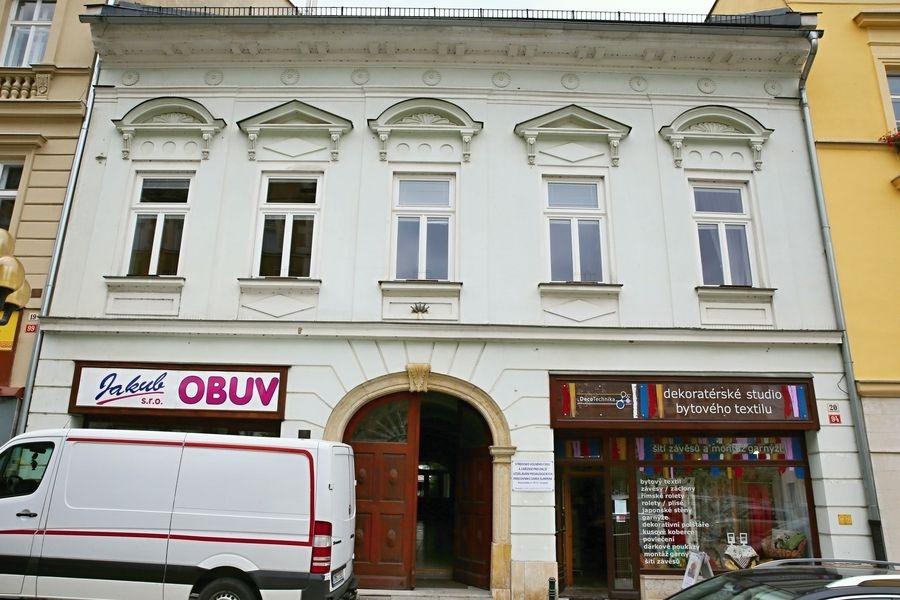 Dům u Radnice foto: archiv šumpersko.net