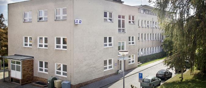 FN Olomouc - budova -j - III. interní klinika zdroj: FN Ol